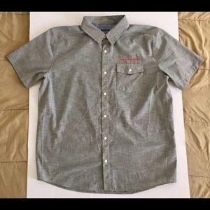 Patagonia New Belgium Organic Cotton Shirt Sz XL